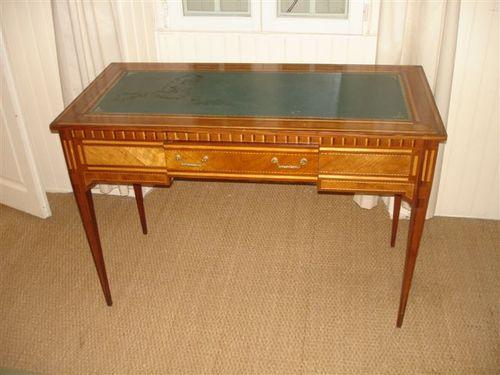 Meubles style bureau style louis philippe